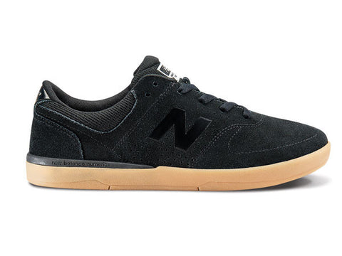 New Balance Shoes Numeric PJ Stratford 533 - Black/Gum