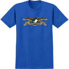 Anti Hero Eagle Youth T-Shirt - Royal Blue