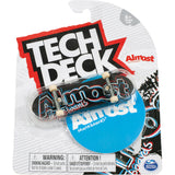 Almost Tech Deck 96mm Fingerboard - Neon Red/White/Blue