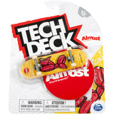 Almost Tech Deck 96mm Fingerboard - Yuri Dog Balloon Animal Yellow