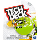 Enjoi Tech Deck 96mm Fingerboard - Samarria Cat Magnet Green