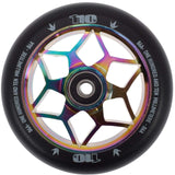 Envy Diamond Scooter Wheel 110mm - Oil Slick (Pair)