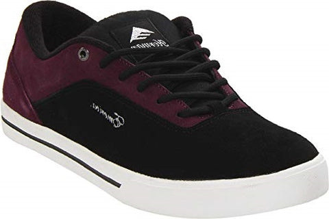 Emerica Shoes G-Code - Black/Purple