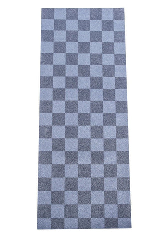 Session Griptape Dual Sheet - Charcoal Checker