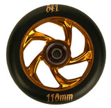 841 '5Star' Forged Wheel 110mm - Skates USA