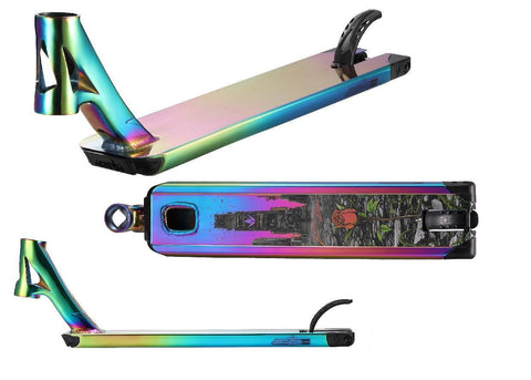 Envy AOS V4 Limited Edition Jon Reyes Sig. Deck - Oil Slick