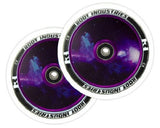 Root Industries 110mm AIR Wheels - White/Galaxy (Pair)