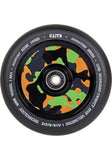 Elite Air Ride Wheels 110mm - Black/Camo (Pair)