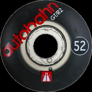 Autobahn Wheels GTR- black/clear core - Skates USA