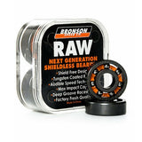 Bronson Raw Bearings Single Set Pack