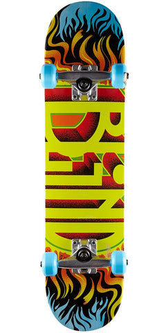 Blind Fuego Youth Complete Skateboard 7.0 - Black