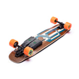 Unlimited x Loaded Basalt Tesseract Race Complete Electric Skateboard