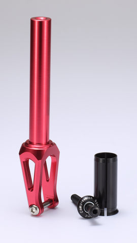 Envy CNC Fork V2 - Red