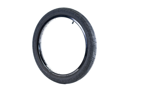 "Colony BMX Griplock Tire 2.35"" - Black/Black"