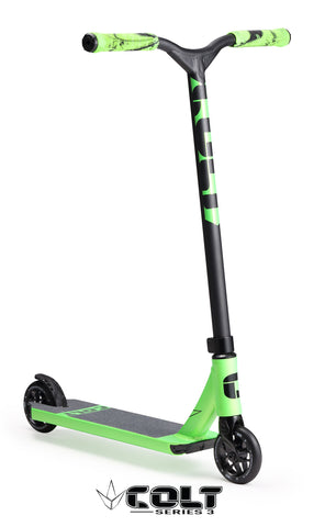 Envy Complete Scooter Colt S3 - Green