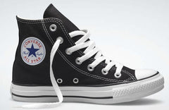 Converse Shoes Chuck Taylor All Star Hi- black - Skates USA