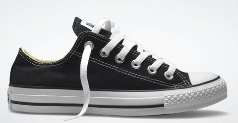 Converse Shoes Chuck Taylor All Star Ox- black - Skates USA