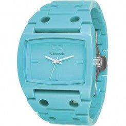 Vestal Watch Destroyer Plastic- seafoam/polished