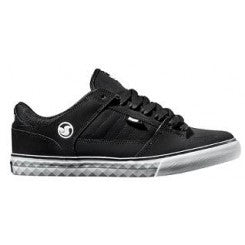 DVS Shoes Kids Munition CT - Black/Nubuck - Skates USA