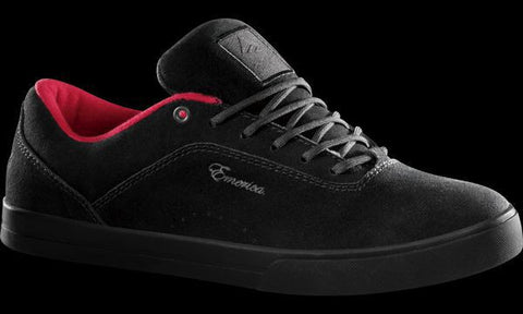 Emerica Shoes G-Code- black/red