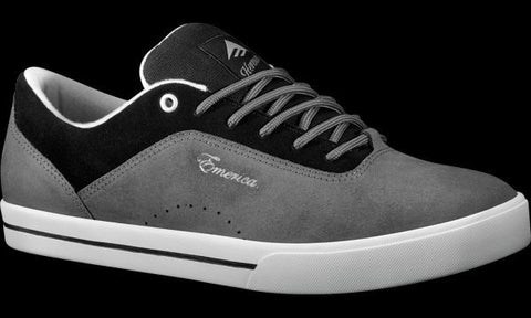 Emerica Shoes G-Code- grey/black/white