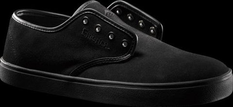 Emerica Shoes Laced- black/black/black