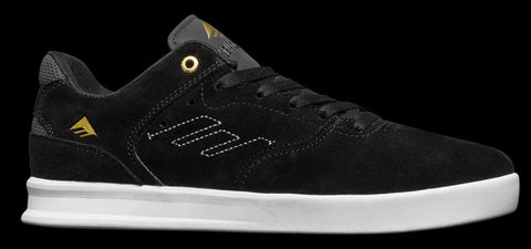 Emerica Shoes Reynolds Low- blackwhite/gold