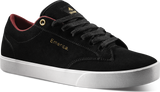 Emerica Shoes Flick- black/gold/white