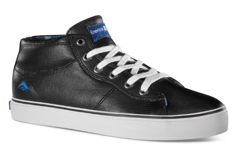 Emerica Shoes Tempster- black wash