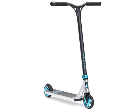 Envy Complete Scooters Prodigy S5 - Polished/Teal