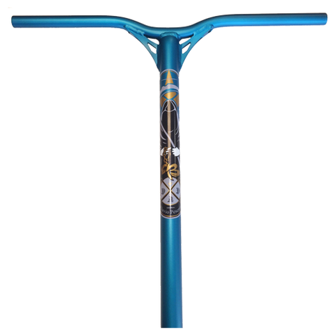 Envy Scooters Reaper Bar 650mm - Smoke Blue
