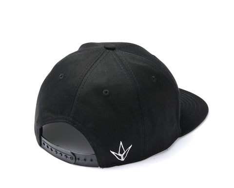 Envy Snapback Hat - Black