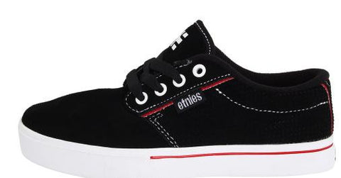 Etnies Shoes Kids Jamerson 2 - black/white/red