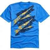 Fox Tee Tech Spotlight- blue