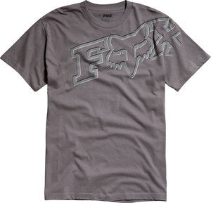 Fox Tee Uncommon Edge- dark grey