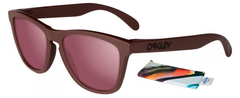 Oakley Sunglasses Frogskins - Basin Red/Pink Iridium