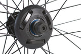 GSport BMX GLAND MKIV Universal Front Hub Guard - Black