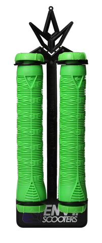 Envy Hand Grips V2 (Pair) - Green