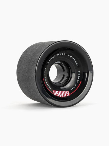 Hawgs 70's Wheels 70mm 78a - Black (Set of 4)