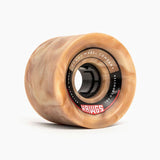 Hawgs 70's Wheels 70mm 78a - Brown/White (Set of 4)