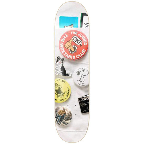 Isle Jacob Harris Guest Enamel Series Deck - 8.375""