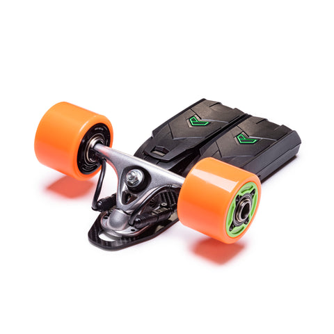 Unlimited x Loaded Electric Skateboard Race Kit