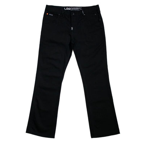 LRG Jeans Grass Roots True Straight Fit - triple black