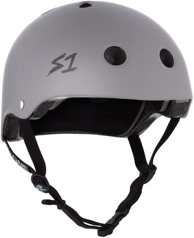 S1 Lifer Helmet - Cool Grey Matte