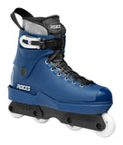 Roces M12 Lo Joe Atkinson Pro Model Complete Skates - Blue