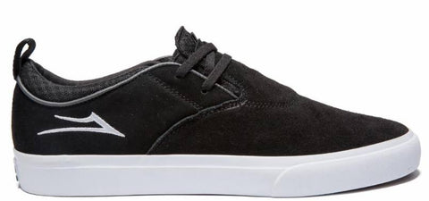 Lakai Shoes Riley 2 - Black Suede