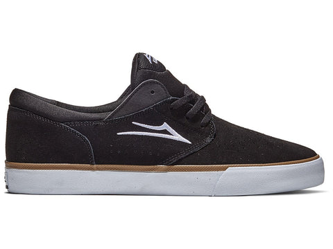 Lakai Shoes Fremont Vulc - Black Suede