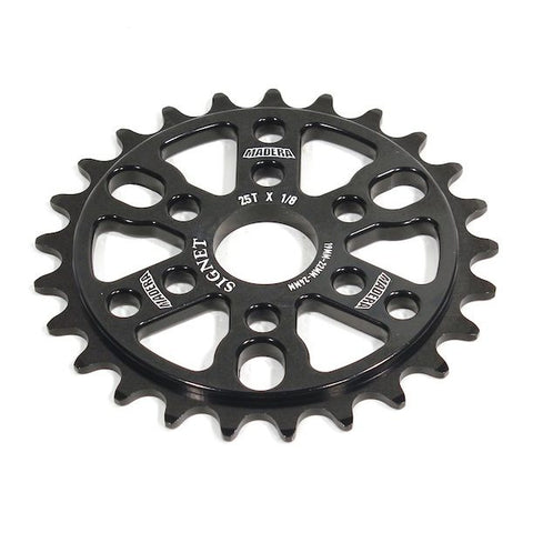 Madera BMX Signet Bolt On Sprocket 28T - Black