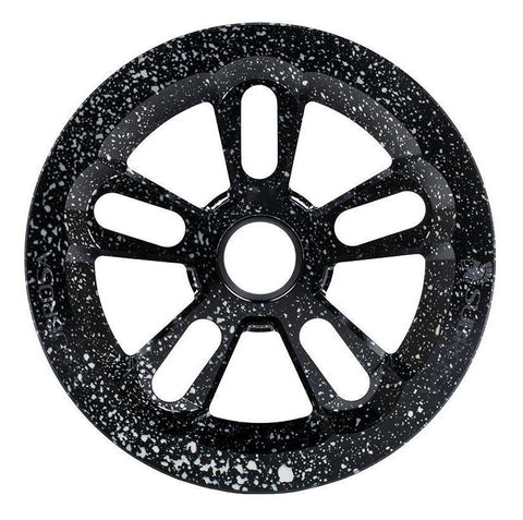Subrosa BMX Magnum Bash Sprocket 25T - Gloss Cosmic Black