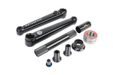Odyssey Calibur Cranks 170mm - Rust Proof Black